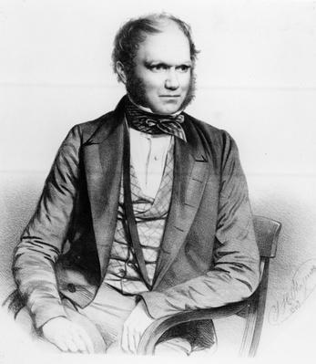 Charles Darwin, 1849