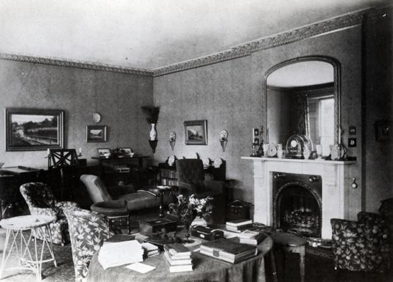 The Drawing Room at Down House