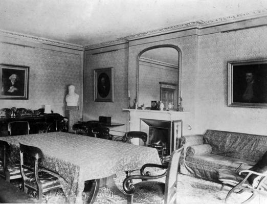 The Dining Room at Down House