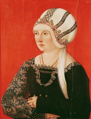 Barbara Wespach, 1500