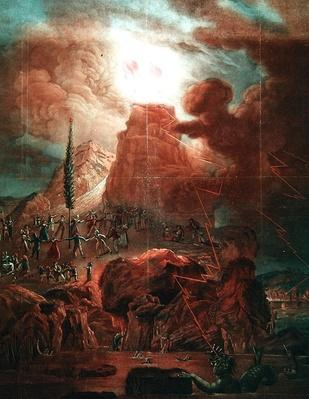 Triumph of the Mountain, 1793