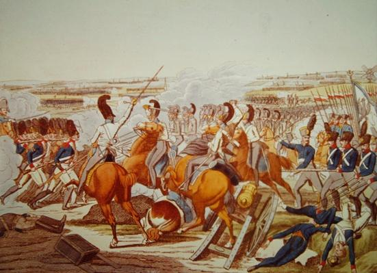 The Battle of Bautzen, 20th May 1813