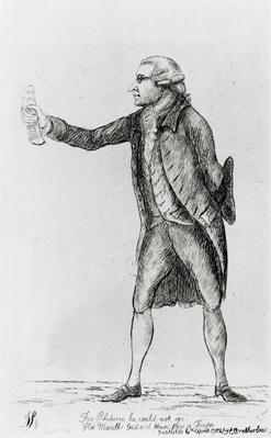 Edmund Burke, 1782