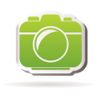 Photography and Camera Function Icons - 1 | Clipart