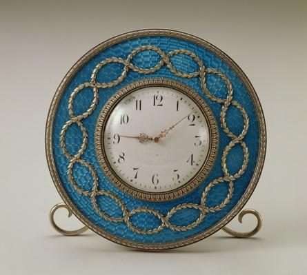 Faberge timepiece, c.1890