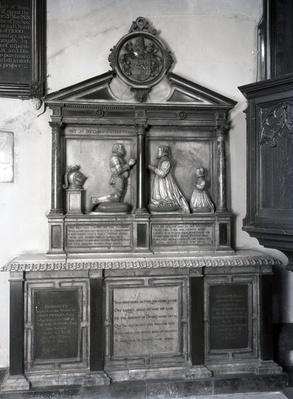 The Tomb of John and Elizabeth Dudley, c.1581