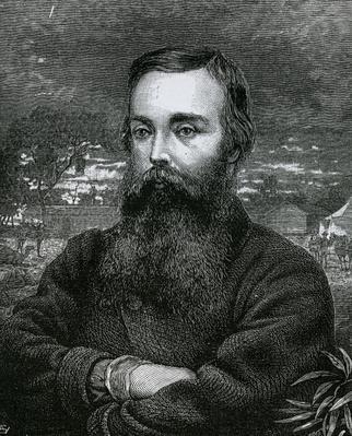 Robert O'Hara Burke, 1860