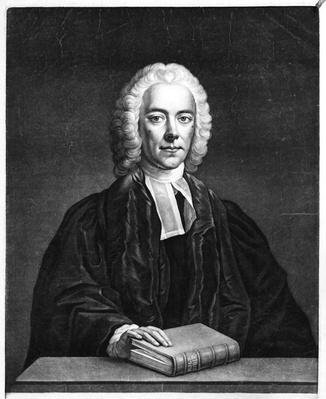James Hervey, engraved by John Dixon, c.1770