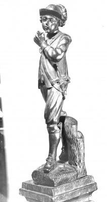 Boy Playing a Fife, 1638