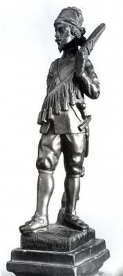 Musketeer, 1638
