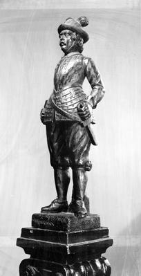 Officer of Pikemen, 1638