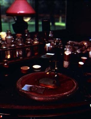Microscope belonging to Charles Darwin