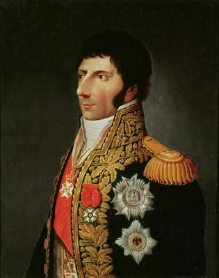 Portrait of Marshal Charles Jean Bernadotte