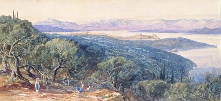 Corfu, 19th century