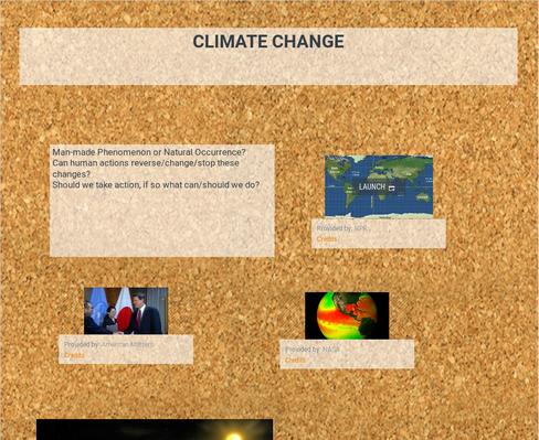 WCHSscience l climate change