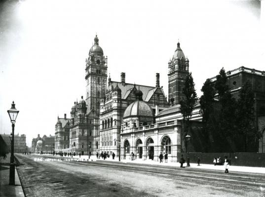 The Imperial Institute, c.1895