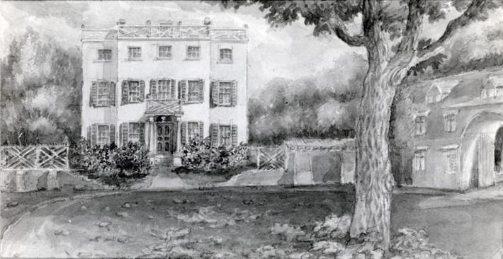 Hale House or Cromwell House