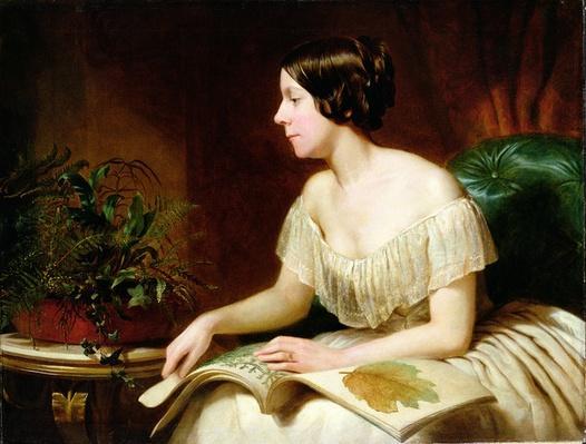 Miss Anne Pratt, the famous botanist