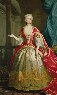 Susanna, 4th Countess of Shaftesbury, 1744