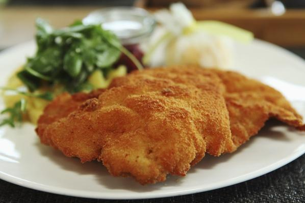 Wiener schnitzel | Exploring International Cuisine