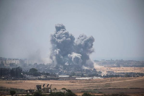 Tensions Remain High At Israeli Gaza Border | Palestine-Israel Conflict