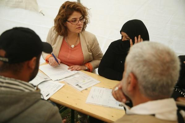 Germany Faces Flood Of Refugees | Conflicts: Syria