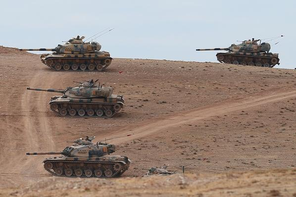 Clashes between ISIL Militants Continue on Turkish Border with Syria | Conflicts: Syria