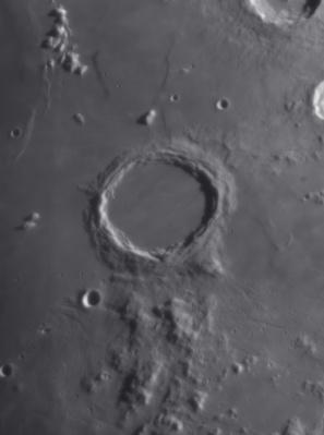 Archimedes crater on the moon | Earth and Space