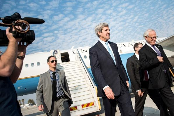 Kerry Cancels Middle East Visit