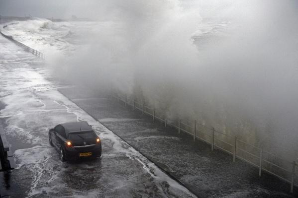 Severe Flood Warnings In Place For The UK | Weather