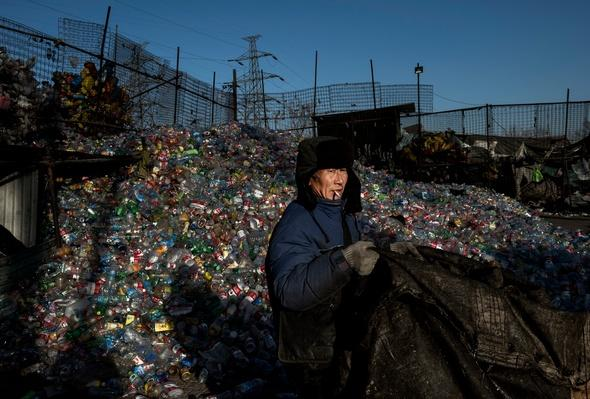 Migrants in China's Capital Makes Livelihood Recycling City's Scrap | Human Impact on the Physical Environment | Geography