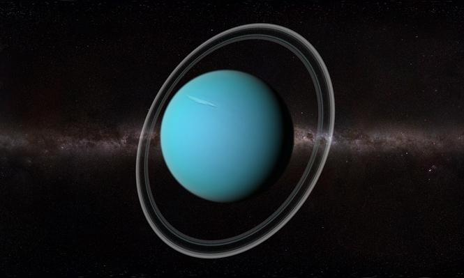 Uranus, artwork | Earth and Space