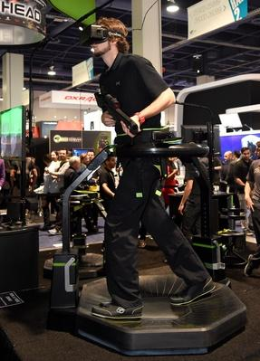 Newest Innovations In Consumer Technology On Display At 2015 International CES | Social Gaming: From Arcades to Online