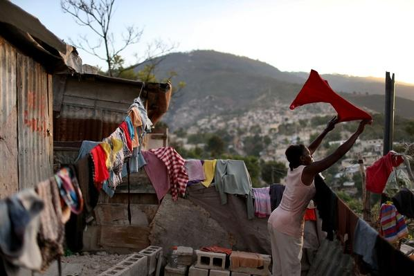 Five Years After the Devastating Earthquake in Haiti | Earth's Resources
