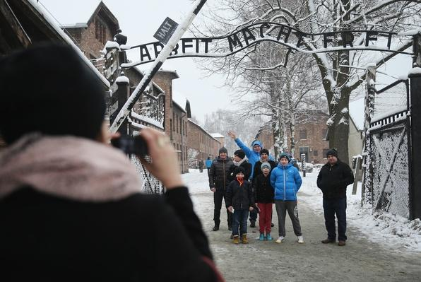 Auschwitz Prepares For The 70th Anniversary Of The Liberation Of The Camp | Remembering the Holocaust