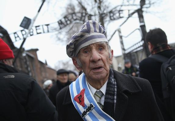 Commemorations Are Held For The 70th Anniversary Of The Liberation Of Auschwitz | Remembering the Holocaust