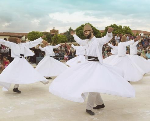 Whirling Dervishes | World Religions: Islam