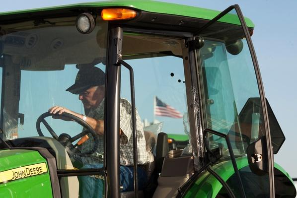 World's Largest Farm Expo Showcases Latest Farming Technology | Human Impact on the Physical Environment | Geography