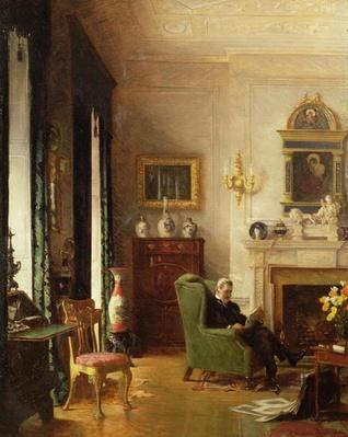 The Grey Drawing Room