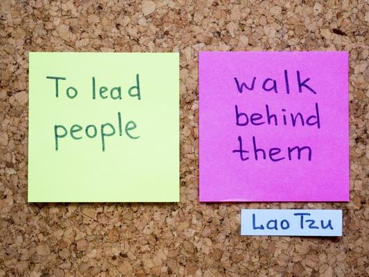 lead people | World Religions: Taoism