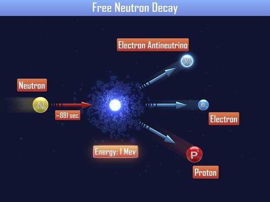 Free Neutron Decay | Science and Technology