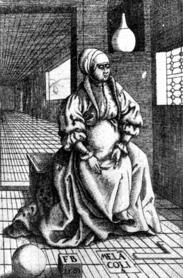 Melancolia, 1560