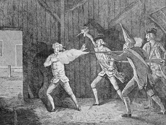 The Scotch Victory, 1768