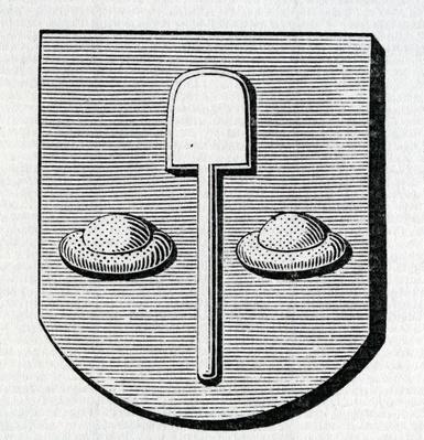 Arms of the Pastry Guild of Bordeaux