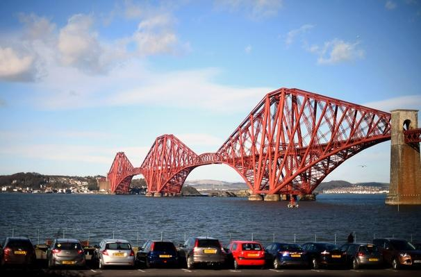 Flypast To Mark The 125th Anniversary Of Forth Bridge | Human Impact on the Physical Environment | Geography