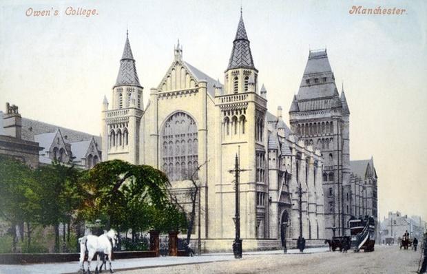 Owens College, Manchester