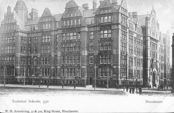 The Technical Schools, Manchester