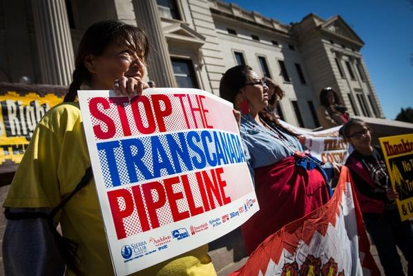 Proposed Keystone XL Pipeline To Run From Canada To Gulf Of Mexico | Human Impact on the Physical Environment | Geography