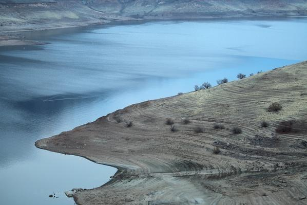 California's Central Valley Impacted By Major Drought | Weather