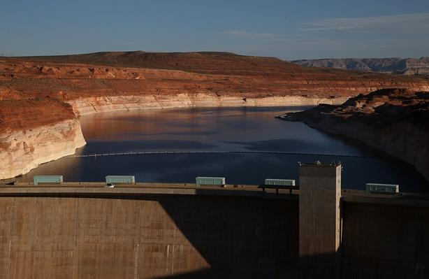 Severe Drought Drains Colorado River Basin | Human Impact on the Physical Environment | Geography
